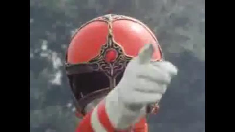 Gigantes Guerreiros Goggle Five Episódio 40.