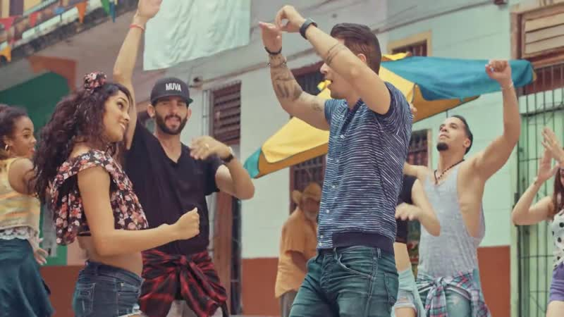 Leoni Torres Te Pongo A Bailar Video Oficial