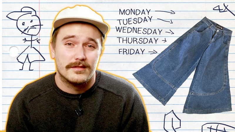 I Wore JNCO Jeans For A Week