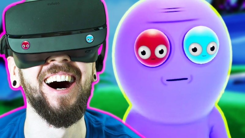 THE FUNNIEST GAME I HAVE EVER PLAYED Trover Saves The Universe VR