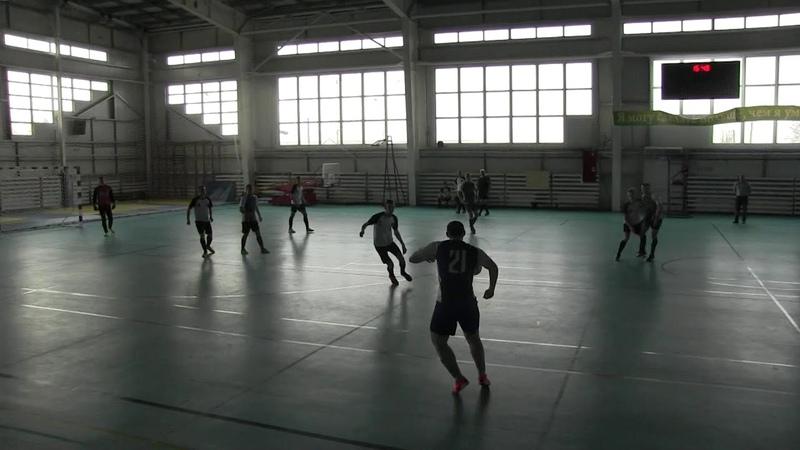 ФК УВЦ МГТУ-2 - ФК Свежак Small spirit cup - 1 тайм 3
