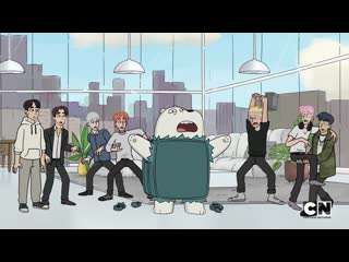 [VK][16.05.2019] 'We Bare Bears' with MONSTA X (Exclusive Preview)