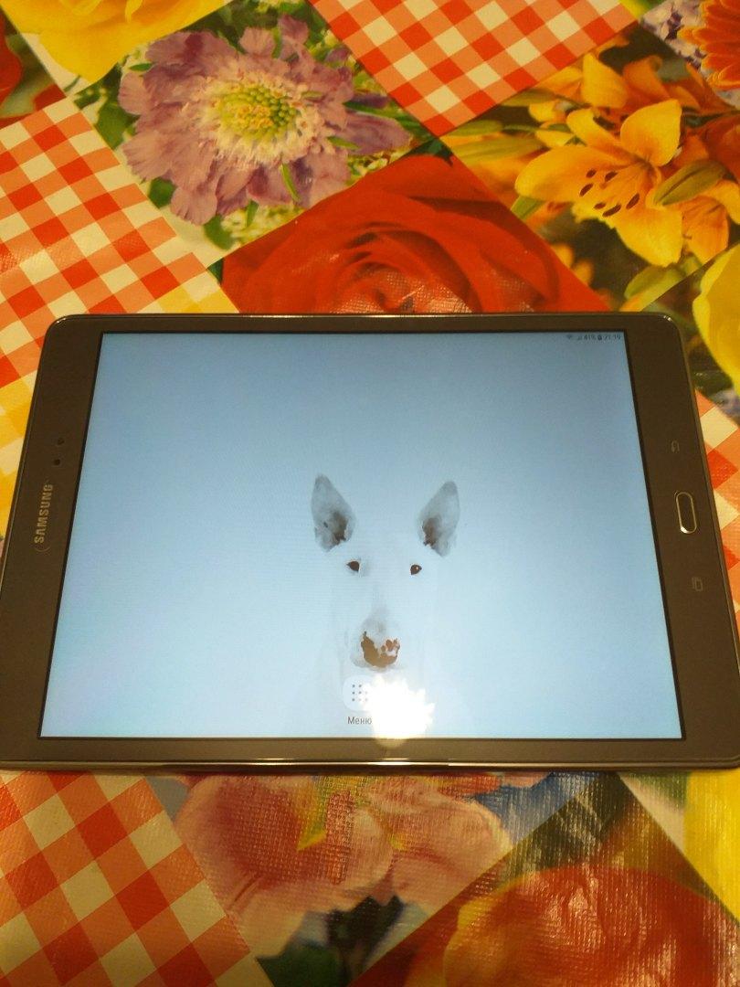 Samsung Galaxy tab A.  Планшет в идеальном | Объявления Орска и Новотроицка №1215