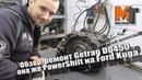 Обзор, ремонт Getrag DQ450 она же PowerShift на Ford Kuga