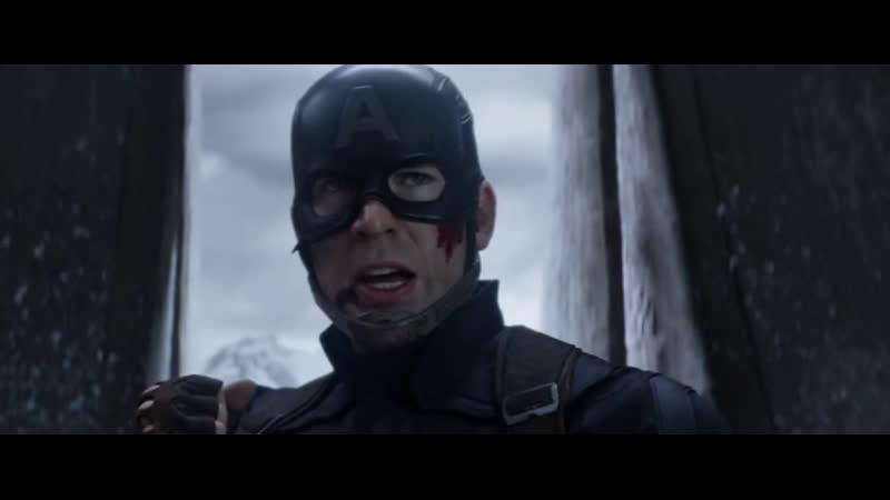 Капитан Америка (параллели между фильмами MCU)