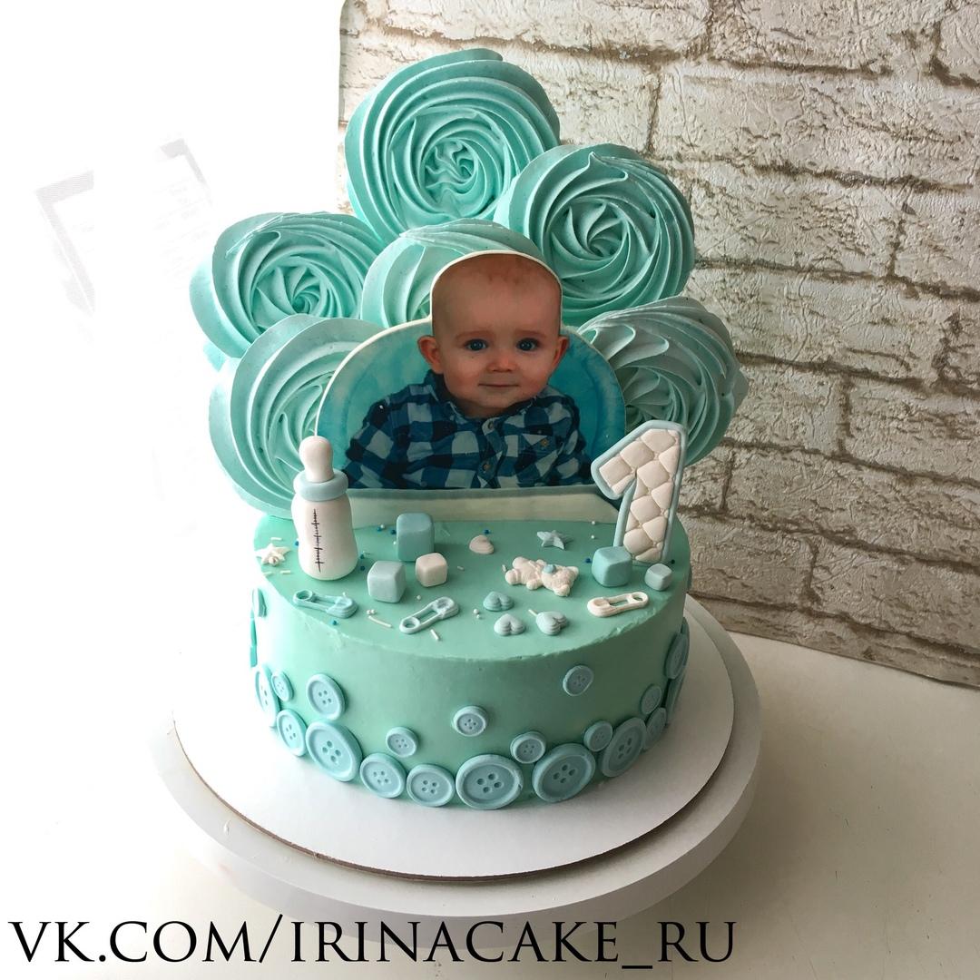 Оригинальный торт для мальчика (Арт. 453)