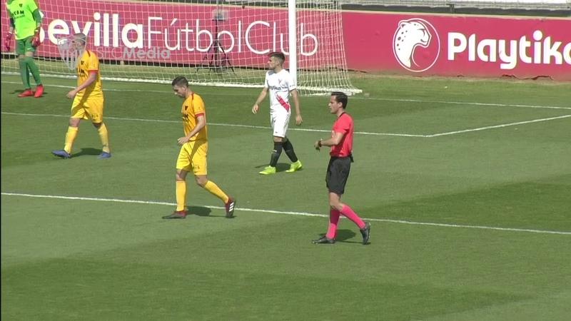 2-1: El filial no se rinde y remonta ante el UCAM Murcia