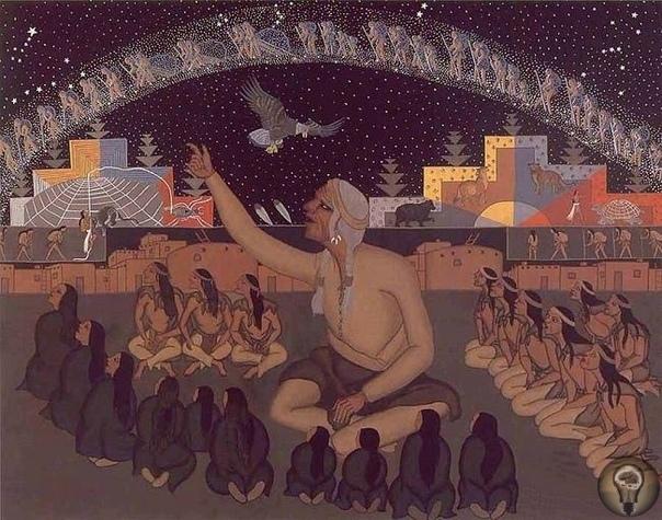 Индейские племена и инопланетные цивилизации. Что общего