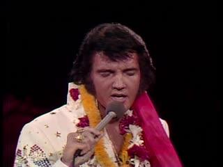 Elvis presley - welcome to my world (aloha from hawaii, live in honolulu, 1973)