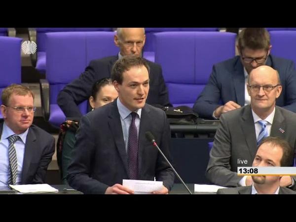 Johannes Huber (AfD). Gibt es eine Recht auf Abtreibung? SPD Ministerin. 13.03.2019