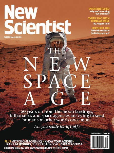 New Scientist - May 18 2019