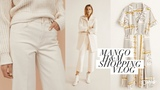 Shopping vlog Mango H&ampM Шопинг влог Модные образы Новинки в магазинах 2019 Примерка