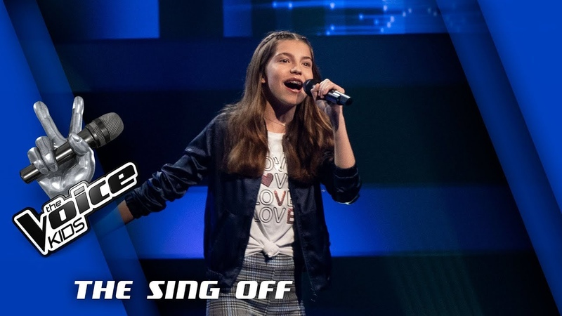 Carlotta – Titanium | The Voice Kids 2019 | The Sing Off