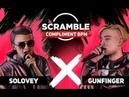 Scramble Battle (MAIN EVENT): SOLOVEY - GUNFINGER