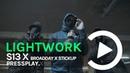 S13 x Broadday x StickUp Lightwork Freestyle