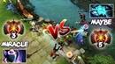 RANK 3 Liquid.Miracle- Templar Assassin vs RANK 5 PSG.LGD.Maybe Storm Spirit - EPIC Dota 2
