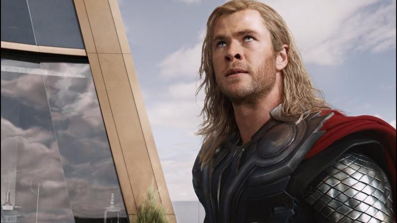 Тор против Локи | Мстители (2012)