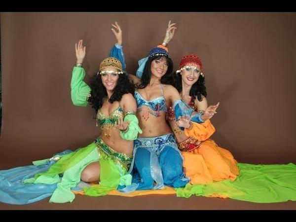 🌹 Ах, эти танцы Востока! 💃 Музыкальный ринг 🎼 Studio SDA