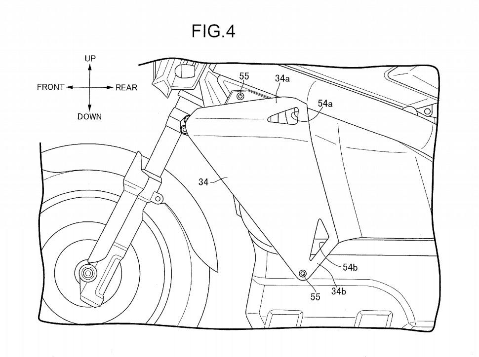 Компания Honda продолжает разрабатывать водородный мотоцикл