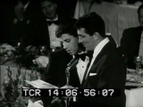 Dean Martin Jerry Lewis 1955 Friars Club Banquet NYC with Milton Berle Marilyn Monroe &amp Eddie Fisher