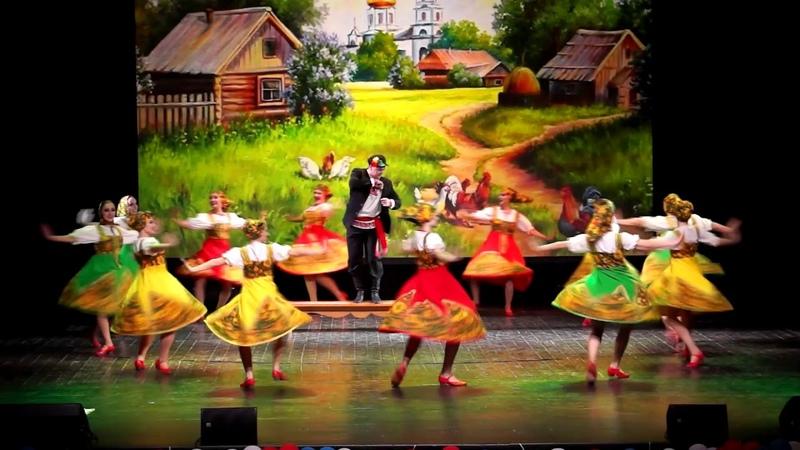 Шоу - балет South - West - Первый парень на селе