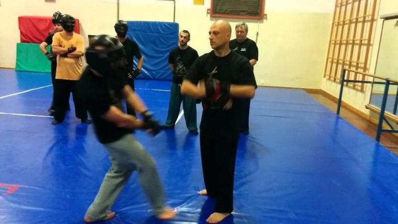 Wang Xian Taiji Italy: allenamento Taiji Combat