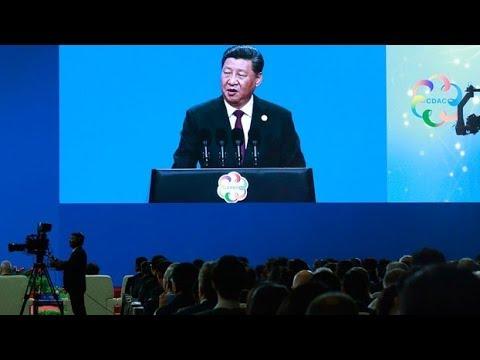 陈破空:亚洲文明对话大会,习近平向世界推销四个坚持