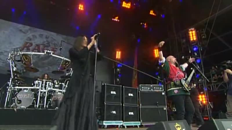 RAGE - FROM THE CRADLE TO THE GRAVE 【Wacken Open Air 09】