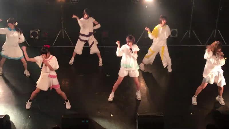 Mashiroina Canvas - SHOUT (Live from choir loft -DG Special- at Shinjuku LOFT) (2019.06.14)