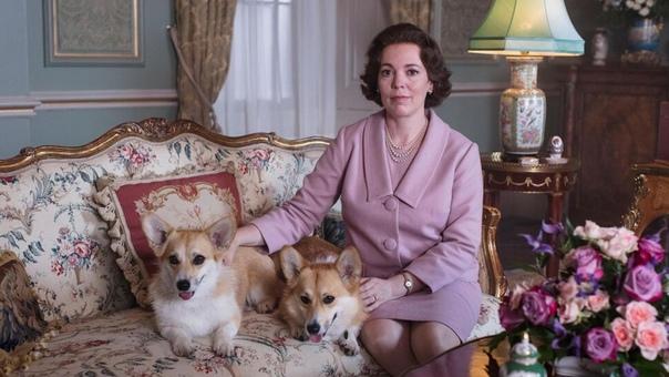 Звезда «Короны» Оливия Колман призналась в краже туалетной бумаги из Букингемского дворца