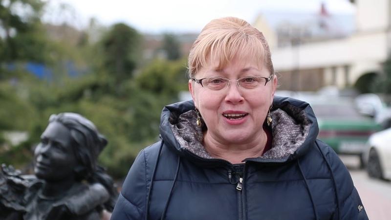 Женские лица Крымской весны Светлана Савченко