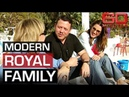 The modern King and Queen of Jordan Abdullah and Rania 60 Minutes Australia