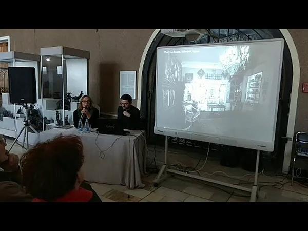 Лекция Вильфрида Цейслера (США) «Марджори Пост: страсть к цветному камню»