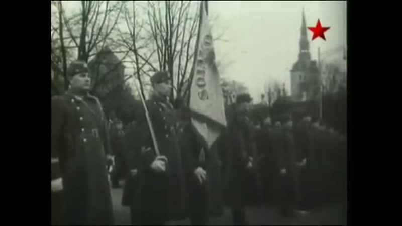 Война в лесах. 1 часть. Оккупация по эстонски.