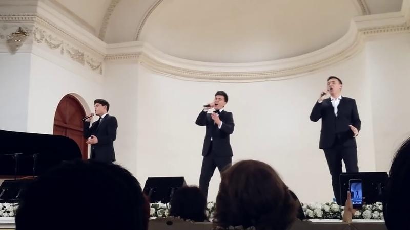 Казахстанский музыкальный коллектив Mezzo