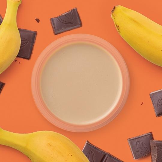 Банановый мокко