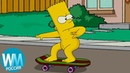 10 Худших Поступков Барта Симпсона