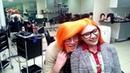 А ты, хочешь чумовую окраску волос Бешеный апельсин от Вартана Болотова
