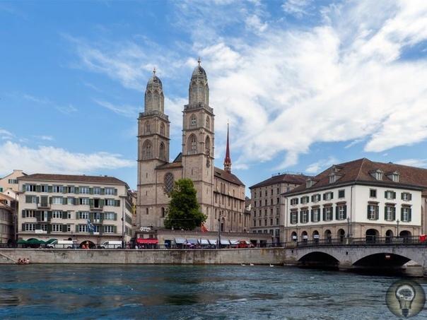 Места, которые стоит посетить в Цюрихе