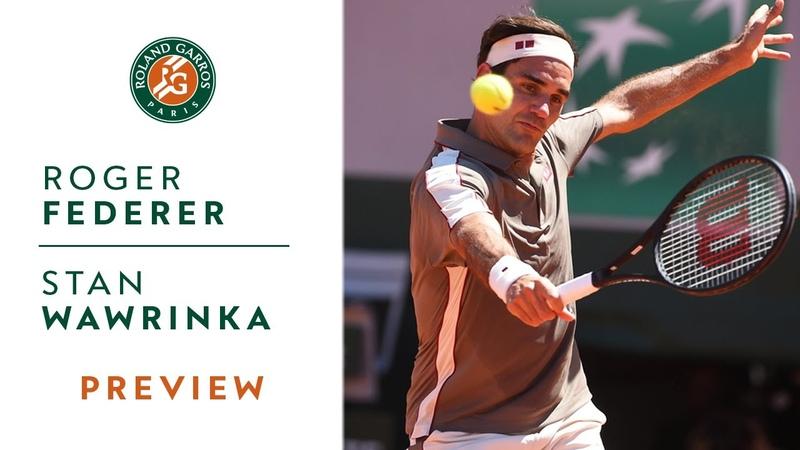 Roger Federer vs Stan Wawrinka - Quarterfinals Preview | Roland-Garros 2019