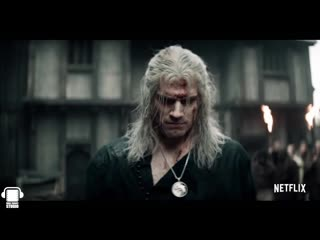 ВЕДЬМАК - The Witcher Official Teaser (озвучено VOICE PROJECT STUDIO)