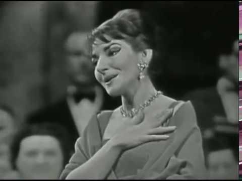 Maria Callas - Maria Callas Tojours - Concerto e Tosca em Paris - 1958