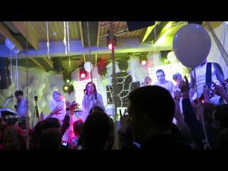 08. ЛИНДА - 'Белое На Белом'. (Мумий Тролль Music Bar, г. Москва) - Часть 8 [1080p] - 29.12.2016