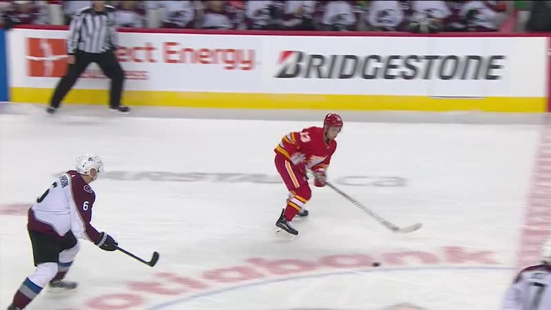 NHL 1819, SC, WC Round 1, Game 2. Colorado Avalanche - Calgary Flames [13.04.2019, SN]