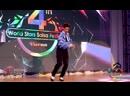 Eddie Torres Jr. - Show ¦ 4th World Stars Salsa Festival