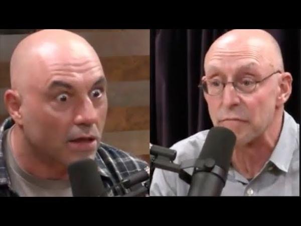 Joe Rogan Reacts to Michael Pollan's DMT Story