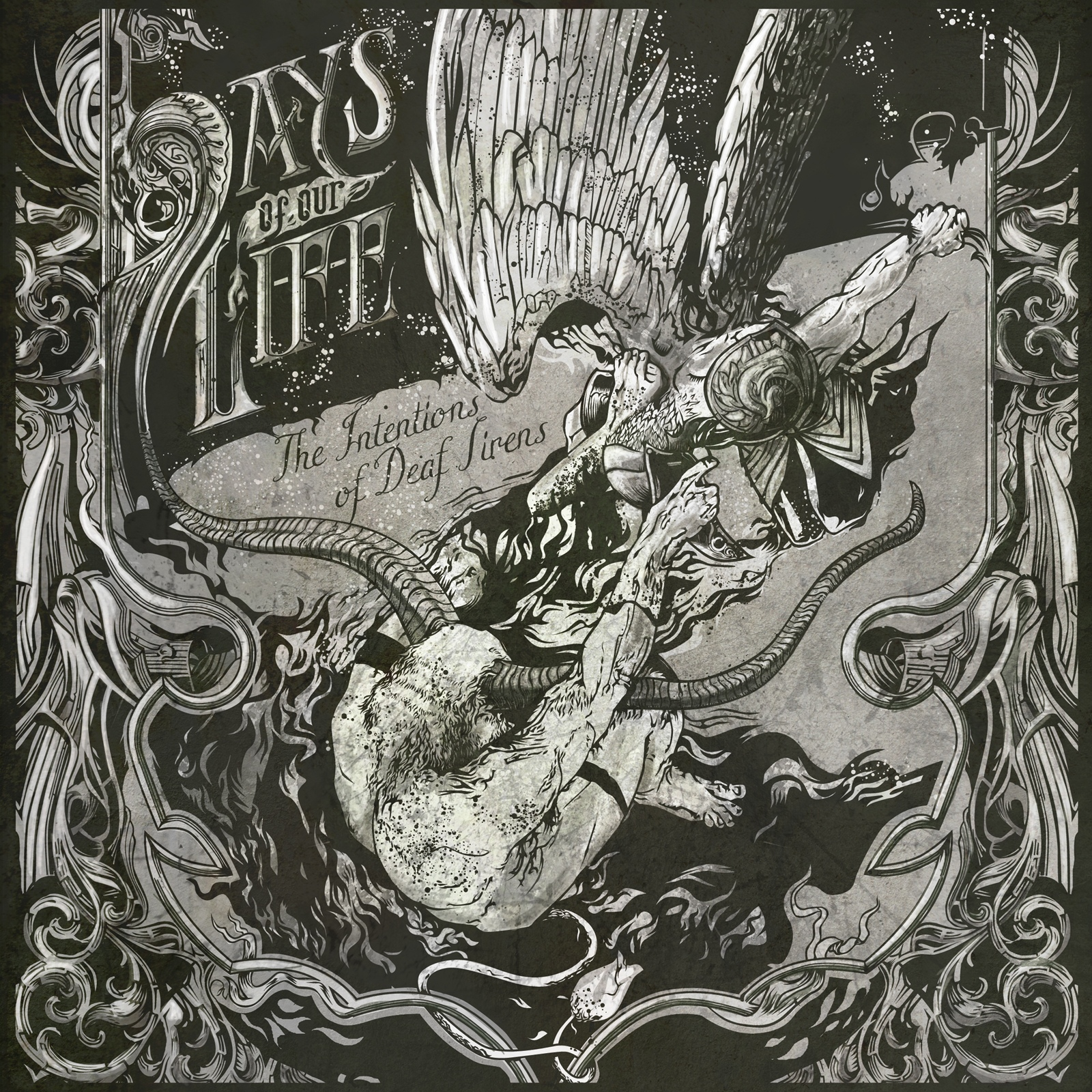 Days Of Our Life - The Intentions of Deaf Sirens [EP] (2012)