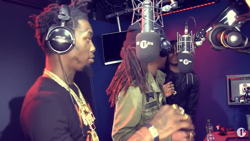 Migos – Fire In The Booth