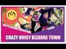 『Crazy Noisy Bizarre Town』Jojo Part 4 OP Cover