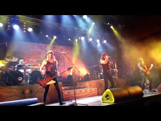 Amorphis - The Golden Elk (Live @ Tele-Club)